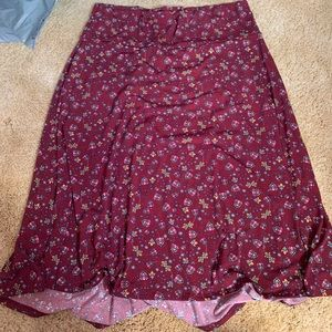 Cute LuLaRoe skirt